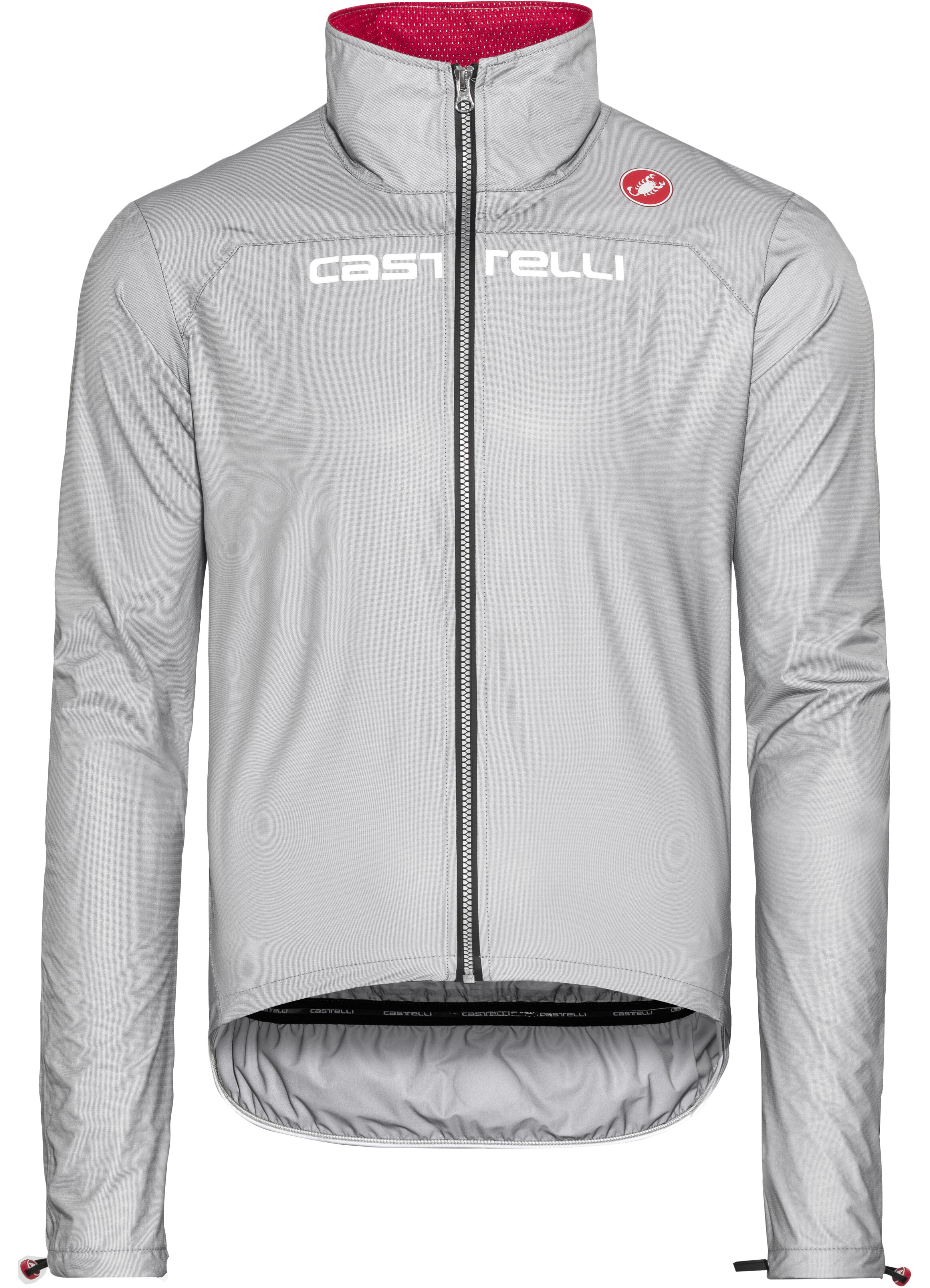 Castelli Tempesta Race - Chaqueta Hombre - gris | Bikester.es